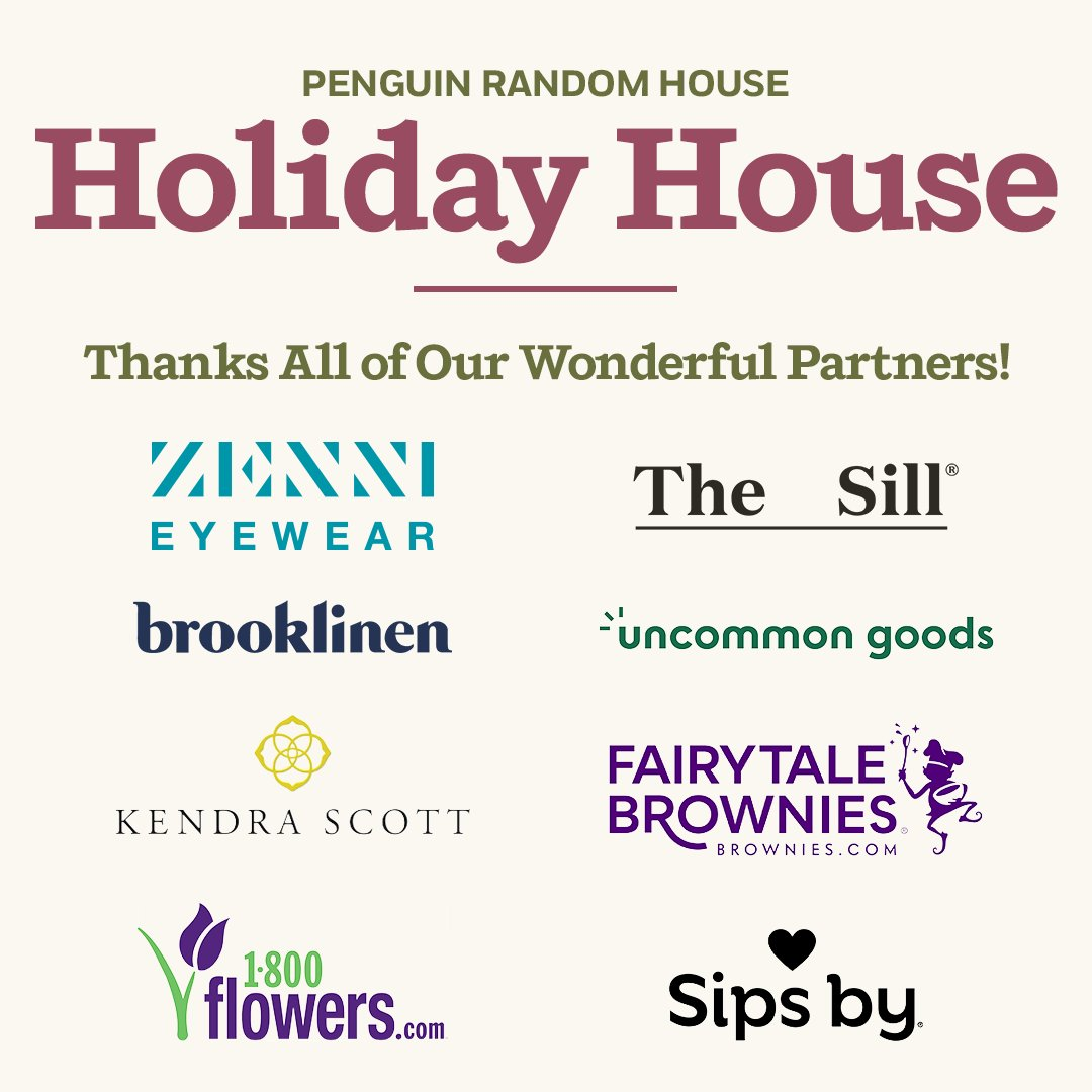 Join us and @randomhouse for a special two-night Holiday House virtual event, celebrating the season with Ina Garten, Debbie Macomber, R. Eric Thomas, Claire Saffitz, and more. Tickets at https://t.co/DHZrJha0lJ https://t.co/z8li9EP8TH