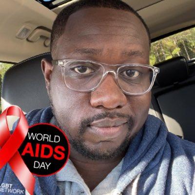 #NewProfilePic #ImUndetectable #WorldAIDSDay