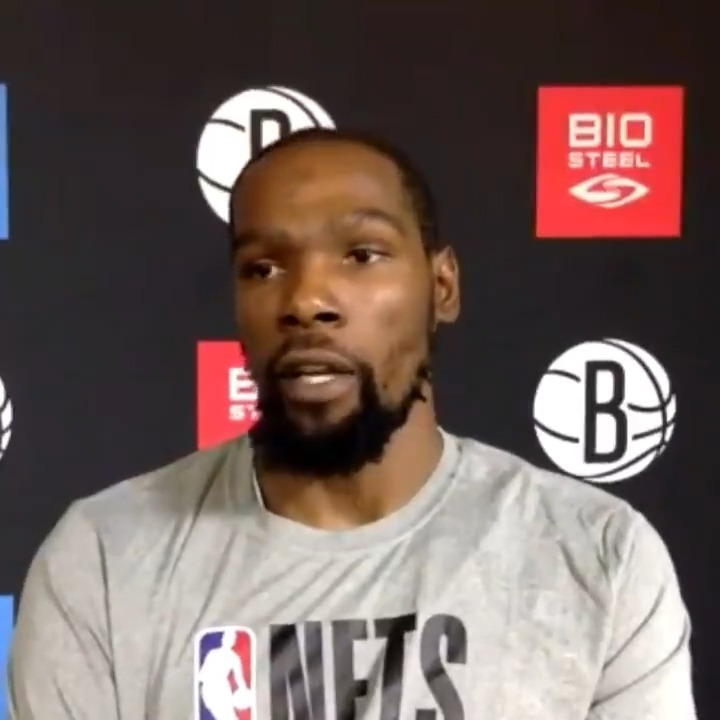 Kevin Durant (@KDTrey5) discusses his mindset and how he's always approached the game throughout his 13 years in the NBA.  The 2020-21 NBA season tips off December 22nd #KiaTipOff20
