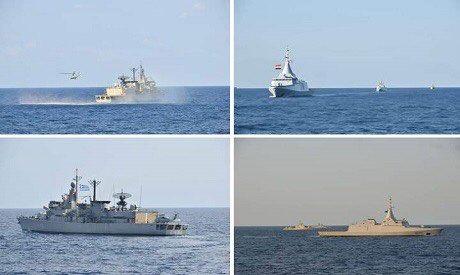 📌 باب ضغط المضغوط أكثر  البحرية -المصرية اليونانية- تنفذ مناورات مشتركة في بحر ايجه  كل التوفيق للأبطال ✌️  #مصر | #اليونان   🇬🇷🕊🇪🇬 https://t.co/aPt1HxGzAD