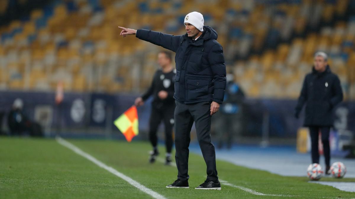"""👔 Zidane: """"Tenemos que sacar nuestro orgullo y ganar el próximo partido."""" #RMUCL"""