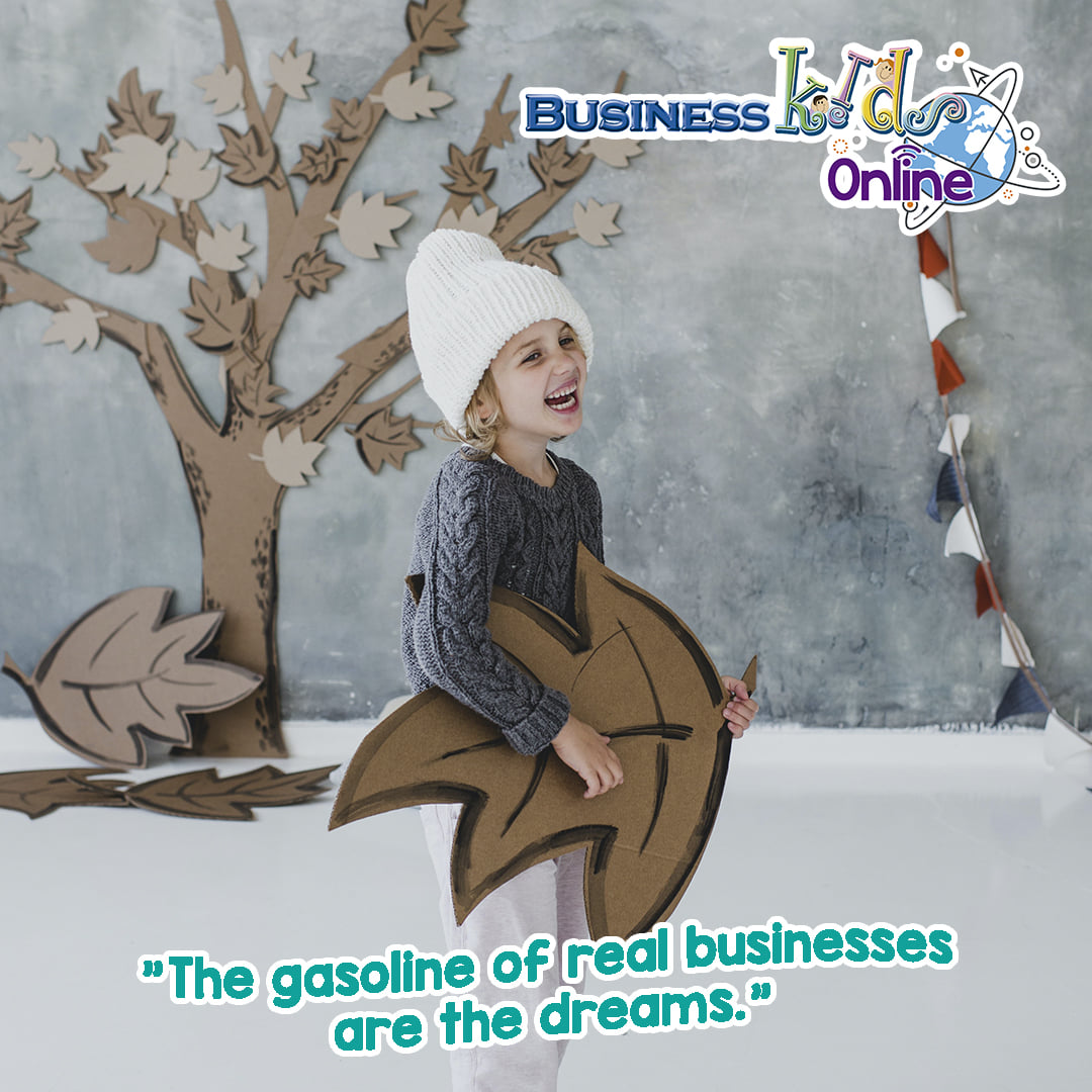 There is nothing like feeling fulfilled, knowing that you can achieve what you propose, that is the gasoline of entrepreneurial children: the dream! Allow your child to dream high, with goals, objectives and a lot of perseverance. . . . #BusinessKids #perseverance #goals https://t.co/MM0KUjJZjq