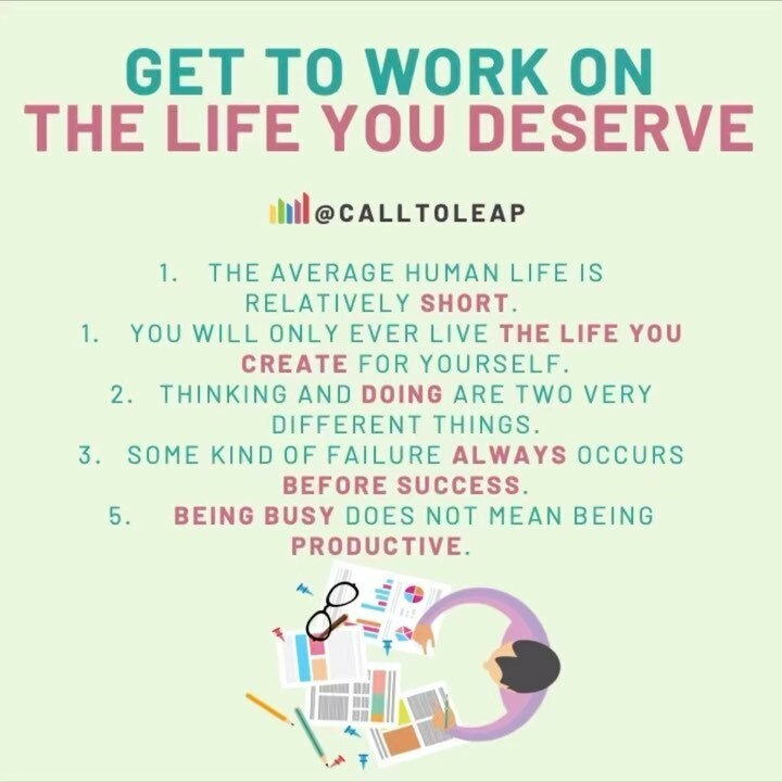 The year is almost over, have you started on working in the life you truly want. The one that you deserve? Make changes today to be the best version of yourself!  #calltoleap #motivation #inspiration #motivationalquote #inspire #money #goals #success #successful #entrepreneu… https://t.co/CK8fVQaUQm