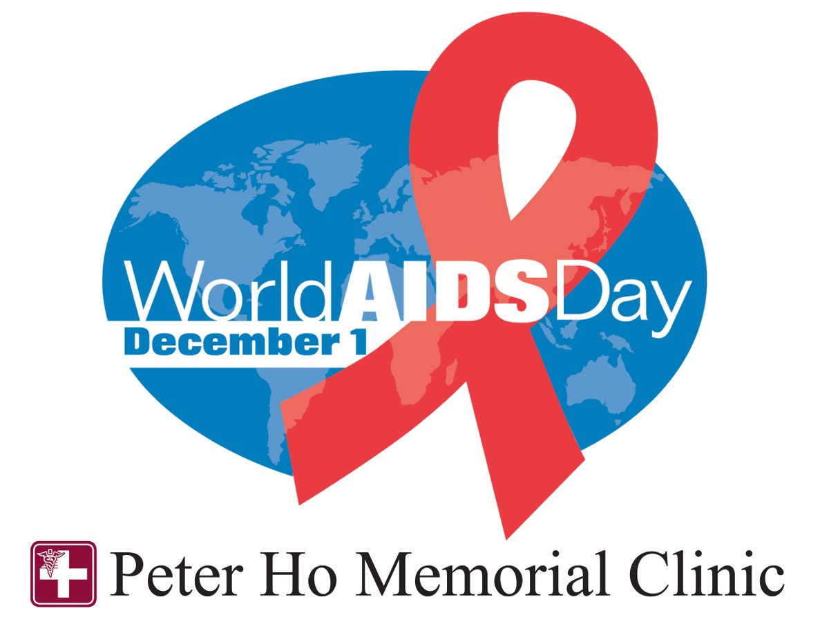 The Peter Ho Memorial Clinic at Saint Michale's will be marking #WorldAIDSDay virtually. The celebration begins at 10 am Fri., Dec. 4. You must register by calling 856-745-6902 to be eligible for prizes in our virtual drawing. To join: Zoom ID:  973-5940-4139 Zoom PW: 818512