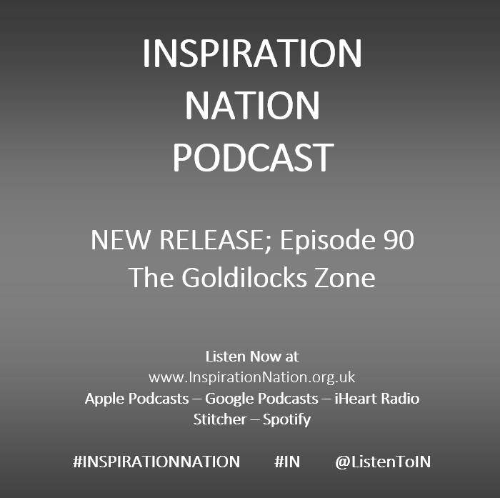#InspirationNation #Podcast #IN  What is 'just right' & why can aiming for this actually hamper your progress  LISTEN https://t.co/2N7h2jJvG1 WATCH https://t.co/0rJtdr5A6M  #Inspire #InspirationalQuotes #inspiration #inspirational #inspirationalthoughts #Motivation #motivational https://t.co/HowGjhZPV1