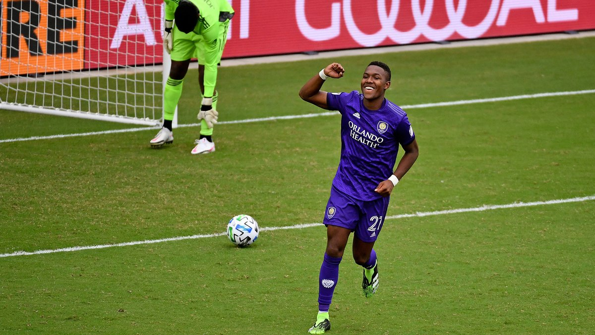 FC Cincinnati's Frankie Amaya tested positive for COVID-19 upon arrival at #USMNT camp and has been replaced by Orlando City's Colombian-American midfielder Andres Perea on Gregg Berhalter's roster