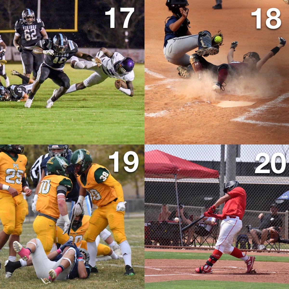 December is here 🎄❄️ #POTW  24 Pictures... 4 Will Move on Tag the@ of your favorite picture in the comments to vote for who wins #POTW  Post with #POTW on the Sports Thread App to be featured⬇️  17:@seanmax52783677 18:@Bella_Silva35 19:@ChristieBraden 20:@LelandRiley8