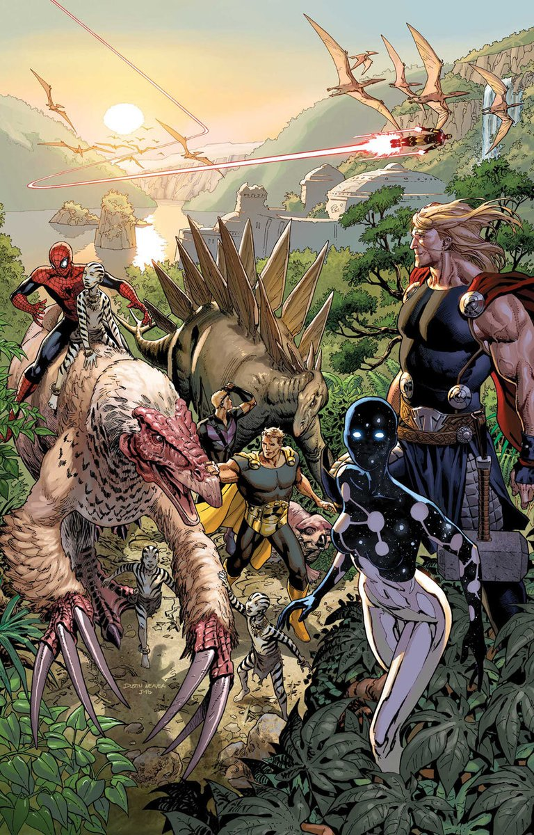 Savage land From Marvel?