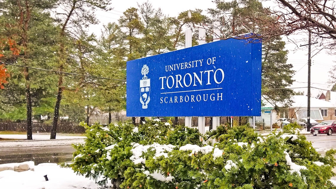 .@UTSC hosts #COVID19 testing centre for local community #UofT 💙