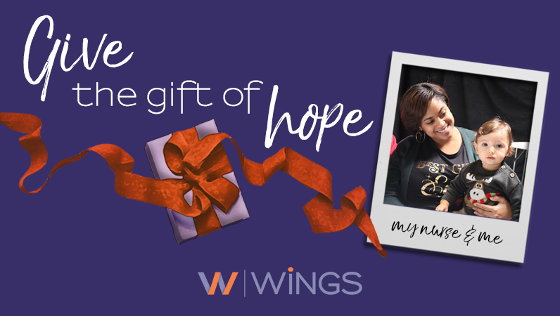 test Twitter Media - In this season of hope and giving, we invite you to give the Gift of Hope through a personal donation to WiNGS. With your support we can serve our current clients and extend our programs to meet the increased need in these unprecedented times. Give today: https://t.co/DLFq7wdTcf https://t.co/H2co0CKzgK