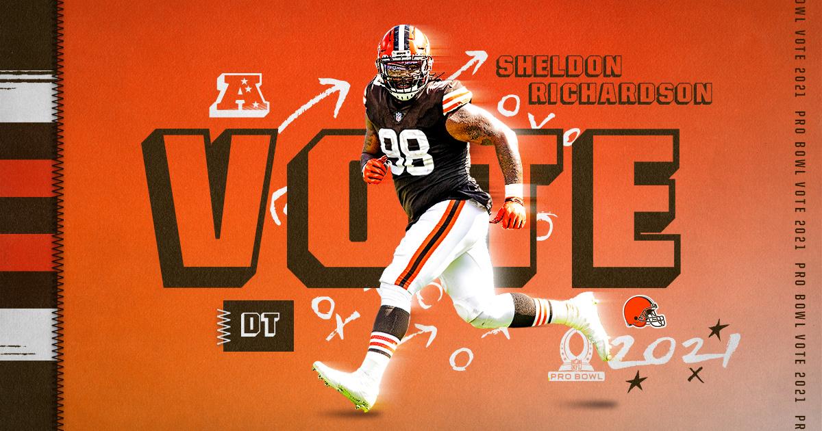 RTs = Pro Bowl Votes!  #ProBowlVote + Sheldon Richardson