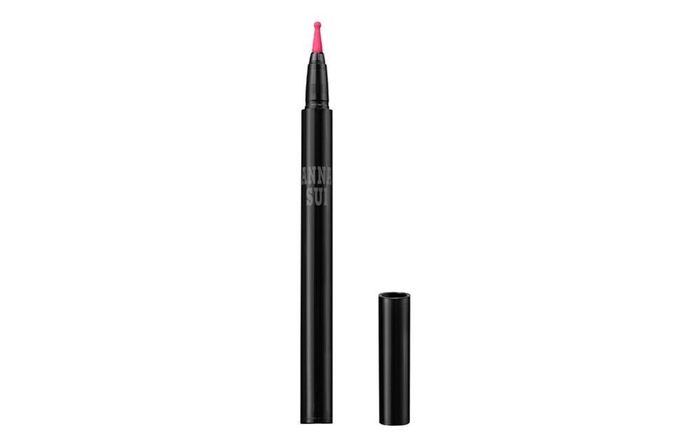 """アナ スイ21年春コスメは""""ピンク""""がテーマ、偏光パールが輝くアイカラー&ホログラムネイル -"""