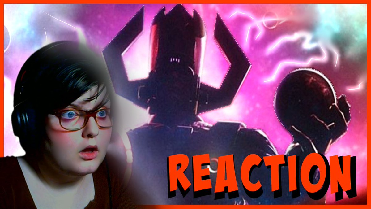 ! ! ! NEW VIDEO UP ! ! ! My reaction to the fortnite event for battling galactus! #NewVideo #YouTube #smallyoutubers #FortniteNexusWar