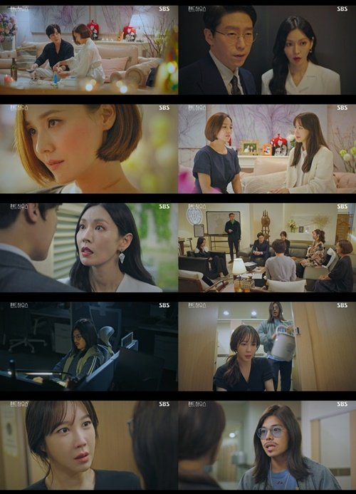 WOW! 😱   SBS 'Penthouse' received an average rating of 19.6% nationwide and 21.2% in Seoul metropolitan area for episode 11, and the highest rating of 21.9%  Source: