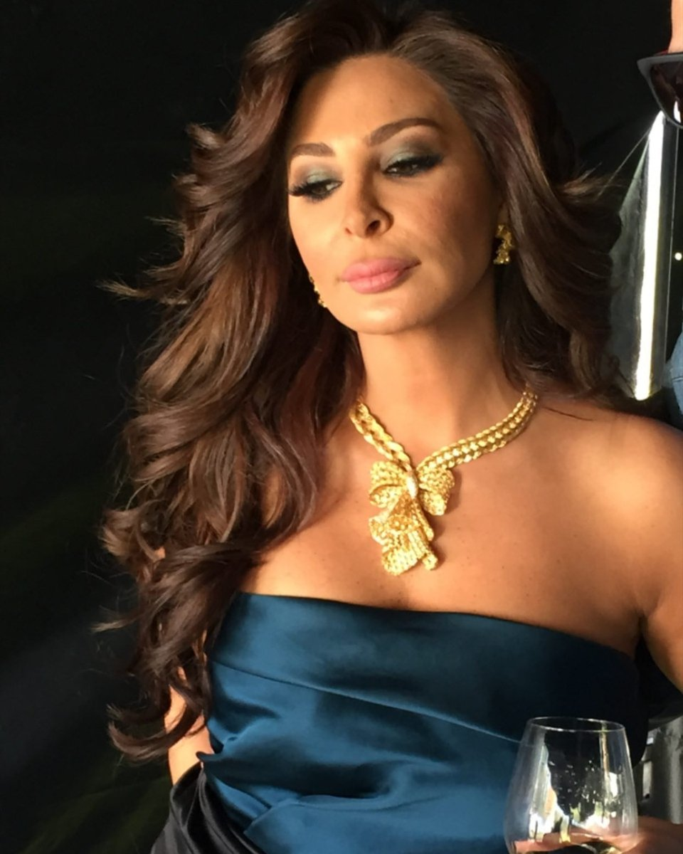Replying to @ali_ahmeedd: Miss you @elissakh