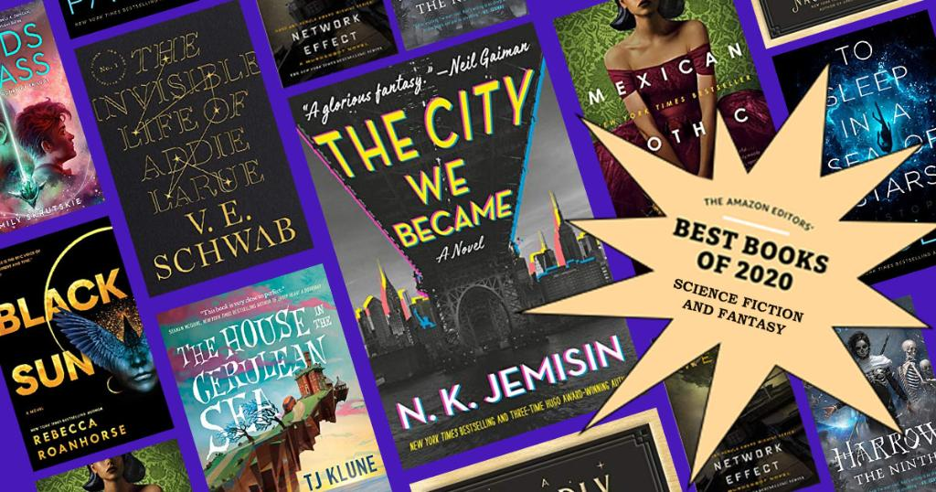 The Amazon Editors name the best sci-fi and fantasy books of 2020: