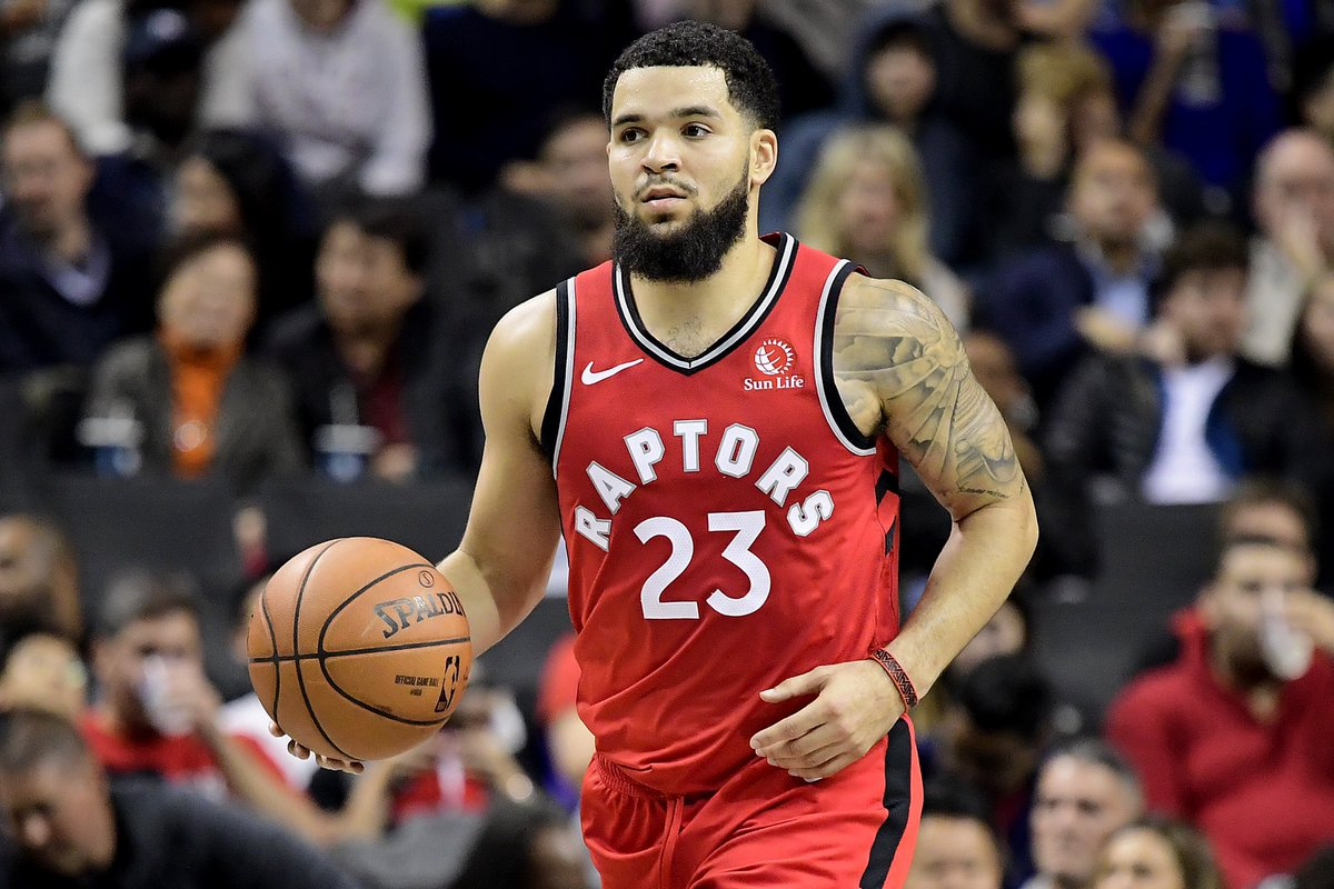 Who do you think will be a first time NBA All-Star this upcoming season? My prediction is that Fred VanVleet will finally make the jump onto the All-Star team with the loss of Serge Ibaka. Other possible players are De'Aaron Fox,Ja Morant and John Collins. https://t.co/DmjhdFMzDa