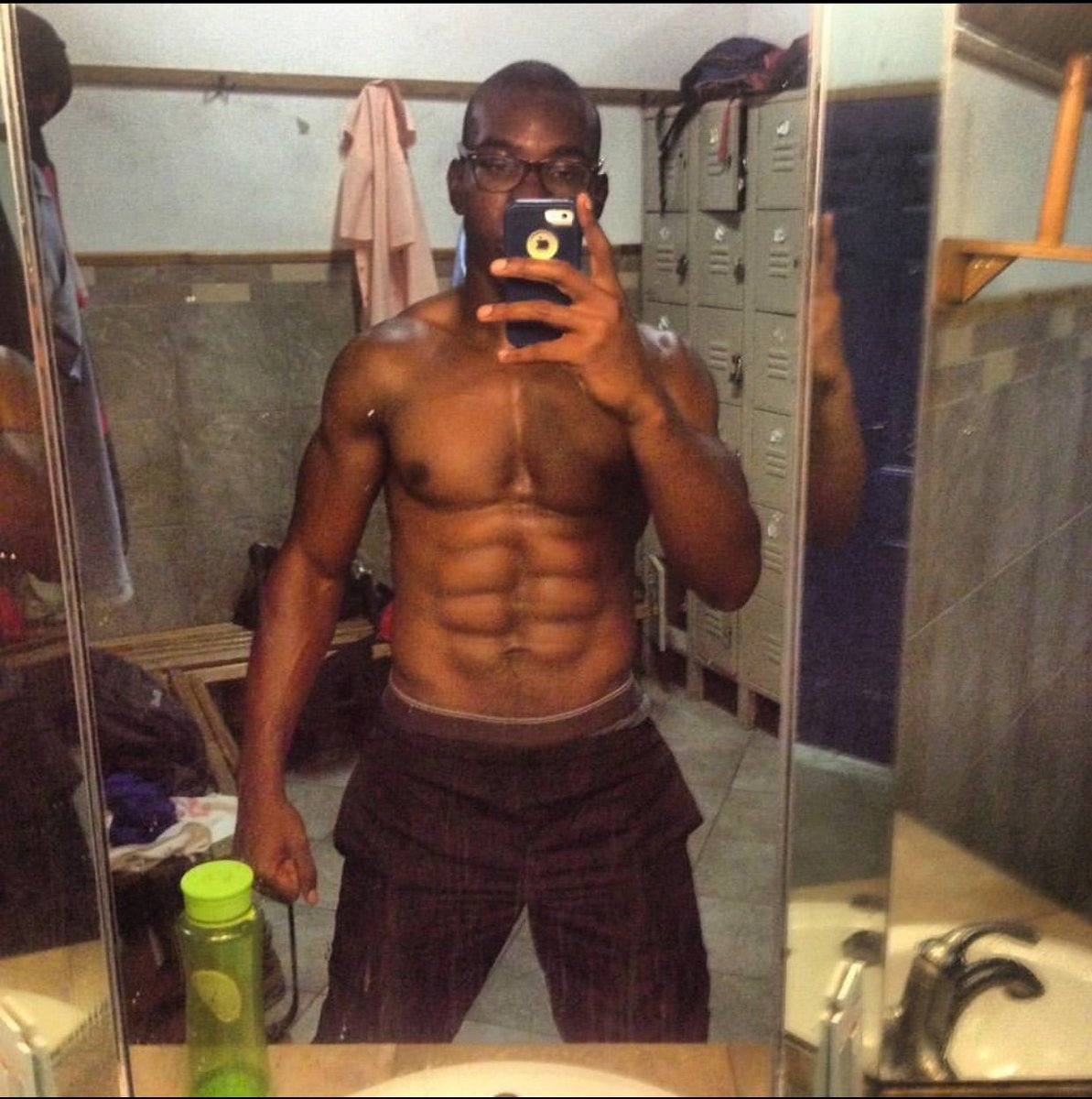 #tbt getting back my abs by January