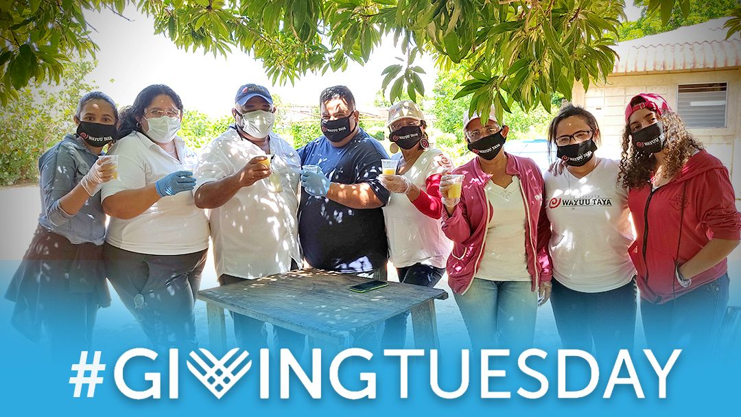 This year has been hard, even more with the communities that already lacked basic human needs like water, food, medical attention, and education, This #givingtuesday support our work so we can help the Wayuu thrive in difficult times.#help #donate #helpsavechildren #helpsavealife
