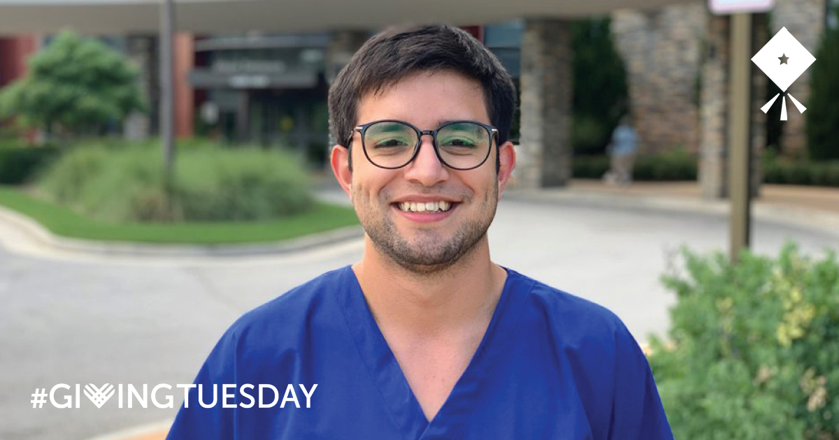 WE'RE CLOSE! You've donated almost $55,000 toward our #GivingTuesday goal, but we're not done. Give now and push us over the top – you'll change the life of a student like David, who's pursuing his degree while working as a frontline health care worker. https://t.co/f4CjpE5GW3 https://t.co/DXso1ueG7P