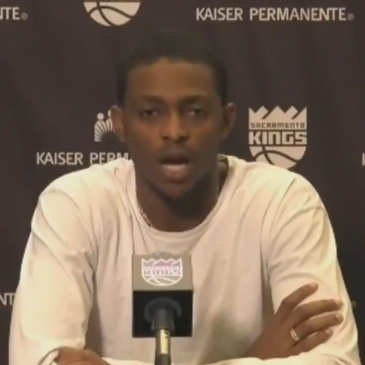 De'Aaron Fox (@swipathefox) on loving Sacramento and wanting to bring a winning mentality to the franchise.  The 2020-21 NBA season tips off December 22nd #KiaTipOff20