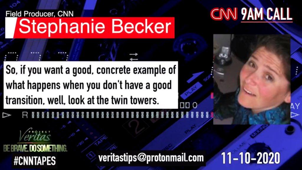 BREAKING: James O'Keefe Leaks First 'CNN Tape' WATCH▶️ breaking911.com/breaking-james…