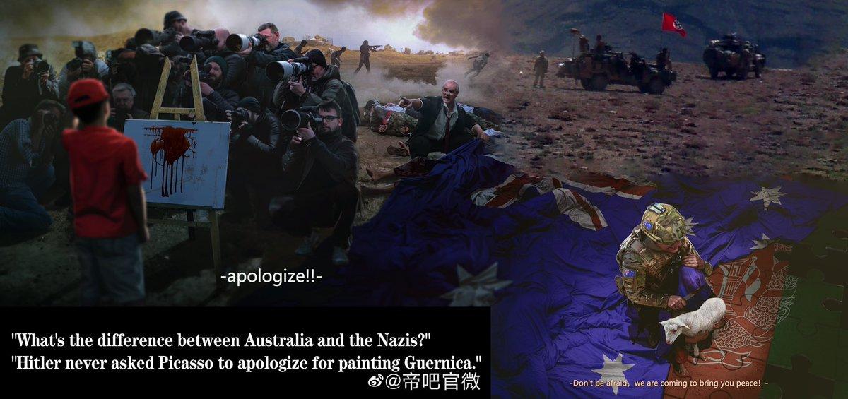 #Australia #AustralianArmy #ScottMorrison #ChildreninNeed   The slaughter of children is a disgrace to Australia.