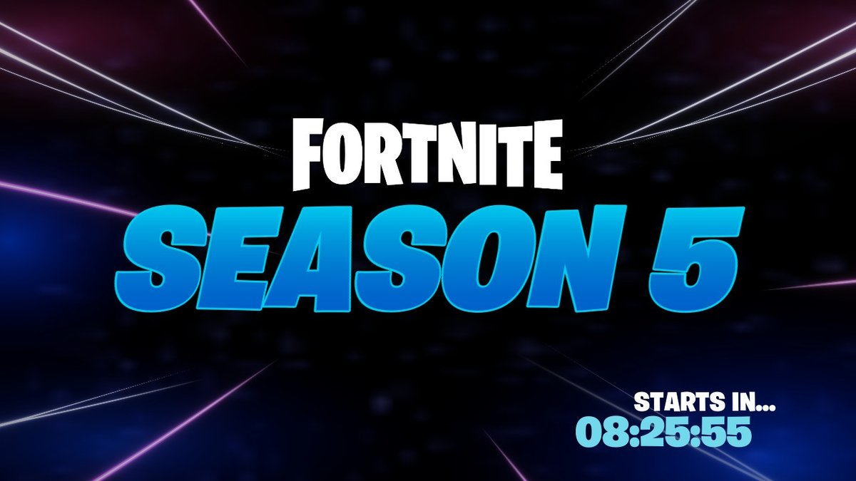 what!!! why the extension! it was supposed to be tonight not tomorrow!!!! #fortnite #fortnitenexuswar #fortniteseason5