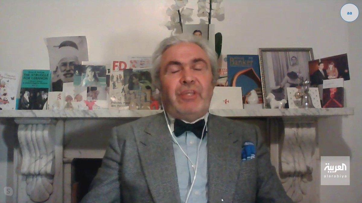 أستاذ الاقتصاد السياسي ناصر قلاوون: جائحة #كورونا وراء تغيير أنماط الاستهلاك نتيجة إغلاق الاقتصاد والمرافق الاجتماعية #العربية