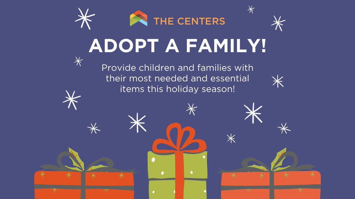 On this #GivingTuesday, there's still time to help provide our children and families with essential items and gifts this holiday season!  You can shop online through our Target or Amazon registries, or make a donation. For details, visit