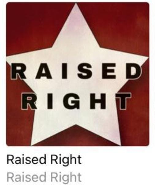 The first episode is out!! Listen to Raised Right on Anchor https://t.co/4q6I0VhvTF  #raisedrightthepodcast #raisedright #raisedrightpodcast #podcast #podcastlife #patriot https://t.co/Tg7ztekMD8
