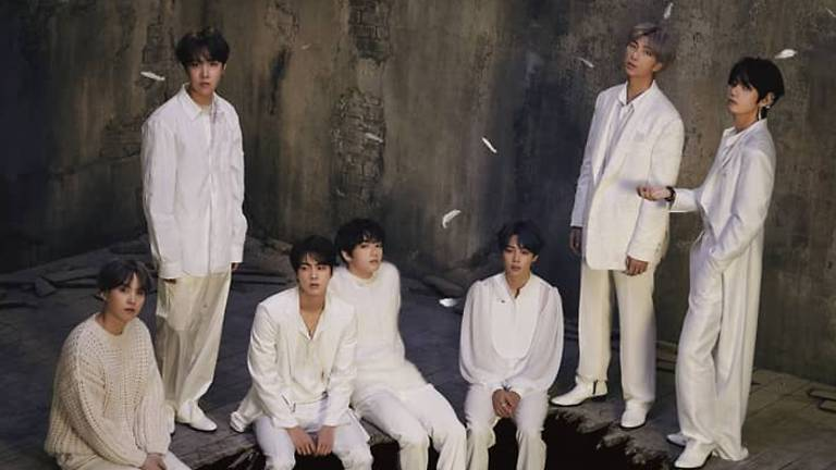 BTS' Life Goes On debuts at No 1 on US Billboard chart in foreign language first