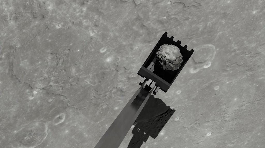 We're partnering with industry to collect resources from the Moon, to help prepare the way for a sustainable human presence there under the #Artemis program.  Tune in on Thurs., Dec. 3 at 1pm ET for an announcement of the companies selected: