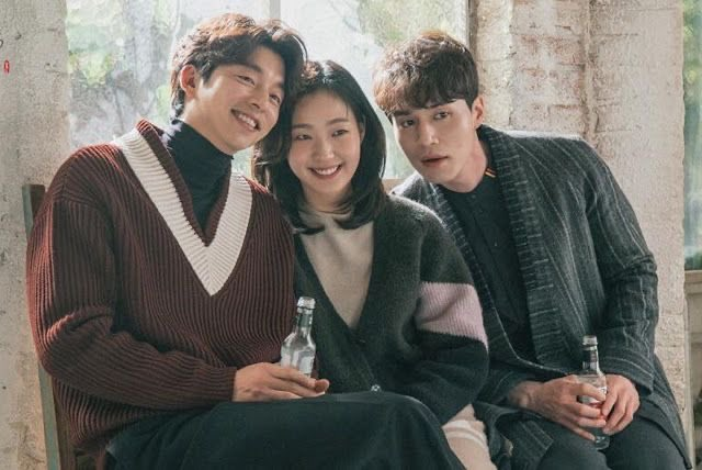 happy 4th anniversary to one of the best drama that i have watched, goblin. who has the best couple, osts, everything. they deserve so much love and support. #4YearsWithGoblin
