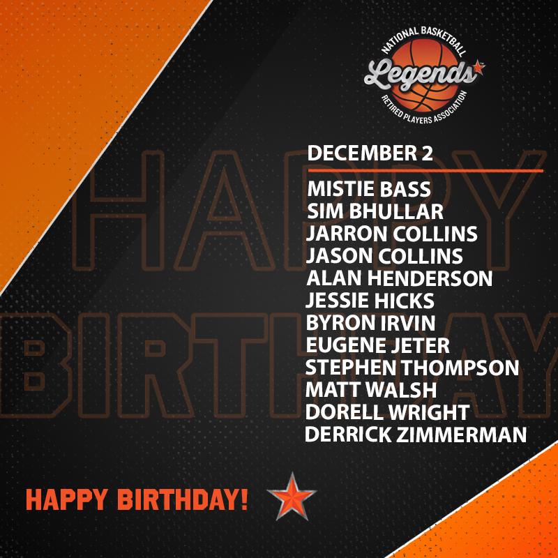 Join us in wishing a HAPPY BIRTHDAY to these #NBA and #WNBA Legends 🎉  #LegendsofBasketball #NBABDAY #WNBABDAY