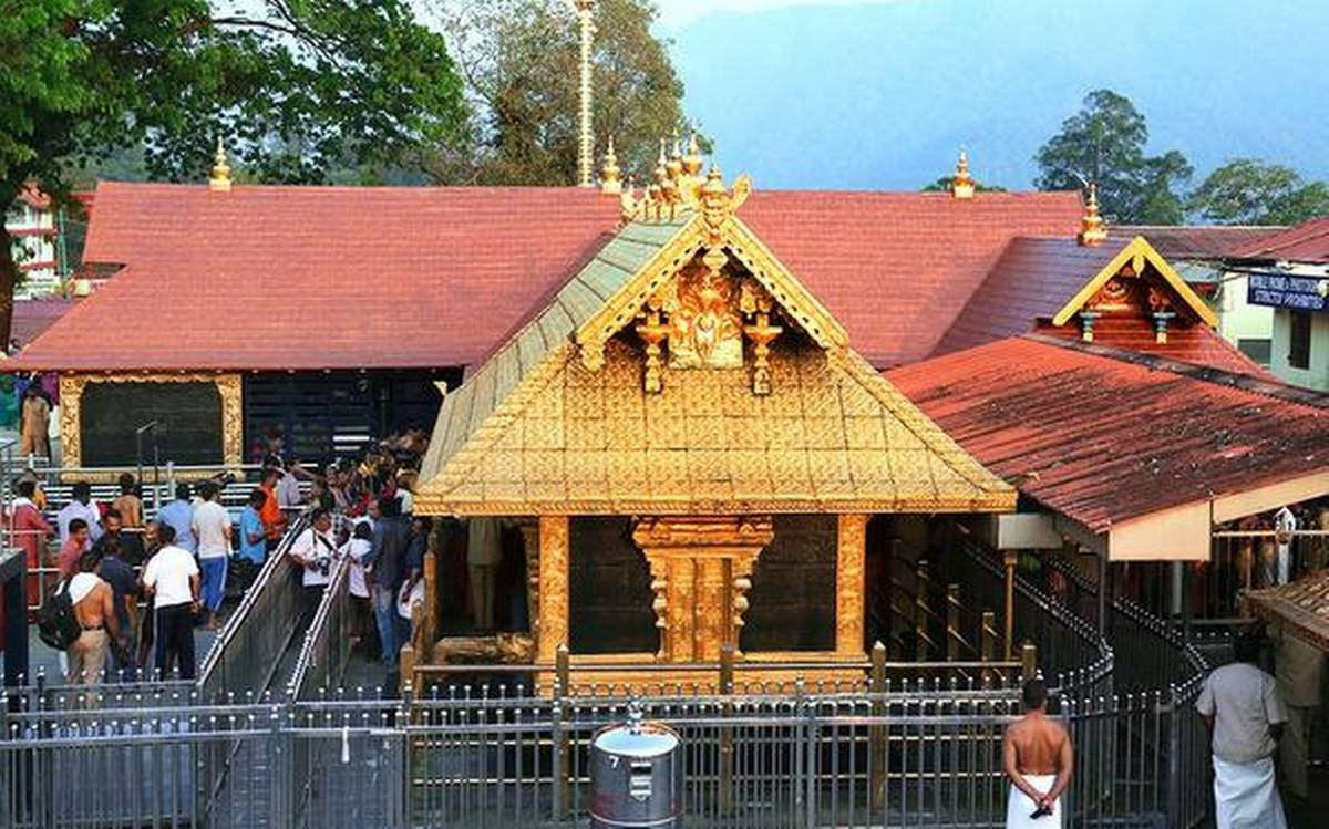 Department of Posts to deliver #Sabarimala 'SwamyPrasadam' to devotees across the country at their doorstep. Around 9000 orders booked till date https://t.co/tJ2DHvIY2o