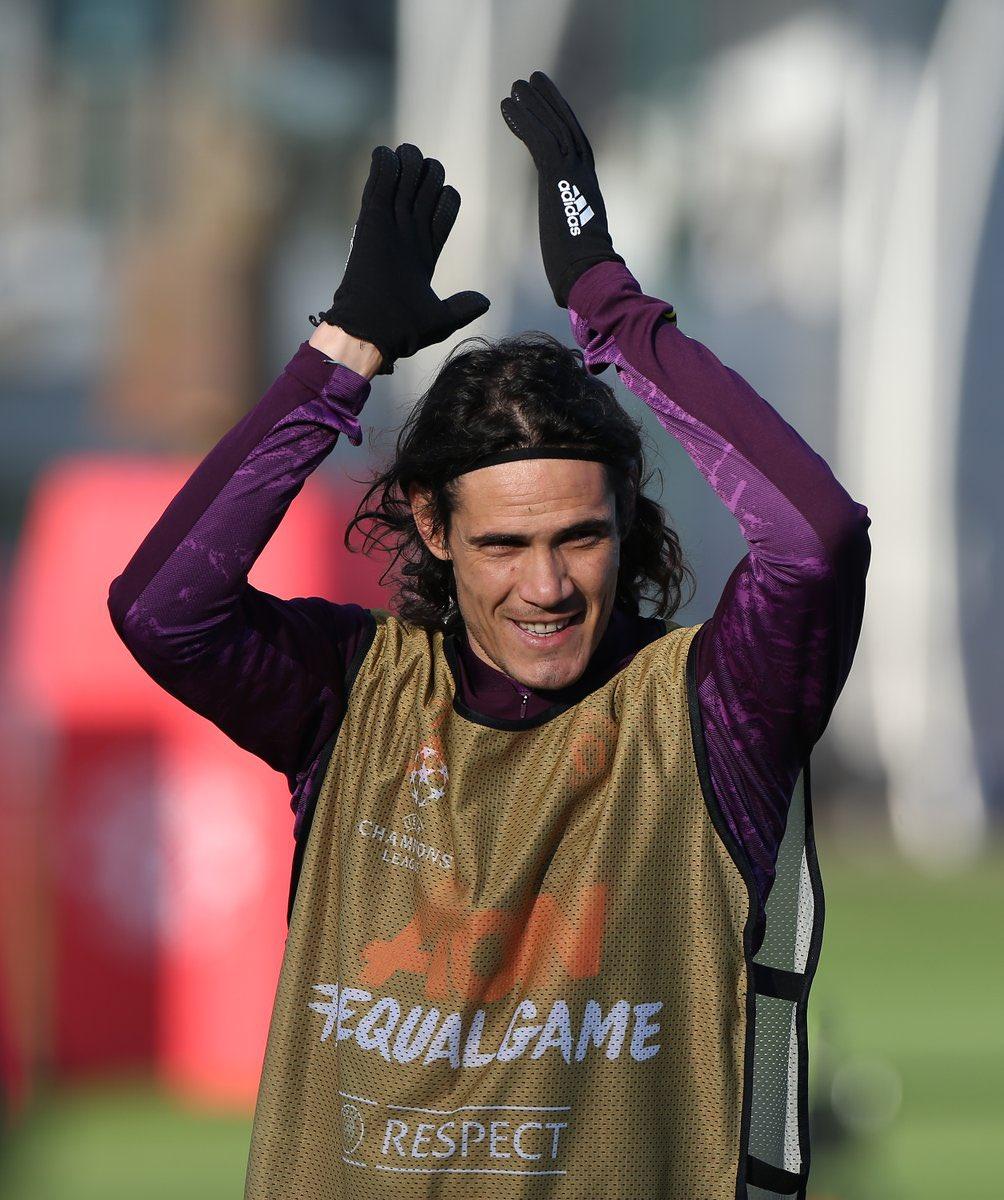 Apakah dua pemain ini akan menjadi penentu lagi di laga nanti malam? 🧐  #MUFC #UCL