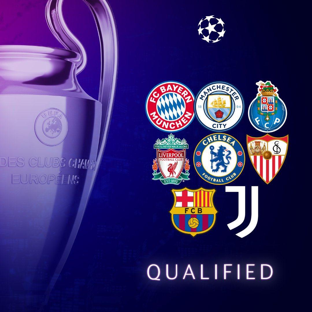 Este martes tres escuadras más clasificaron matemáticamente a los 8vos de final de la UEFA #ChampionLeague: #BayernMunich, #Liverpool y #Porto.  #UCL