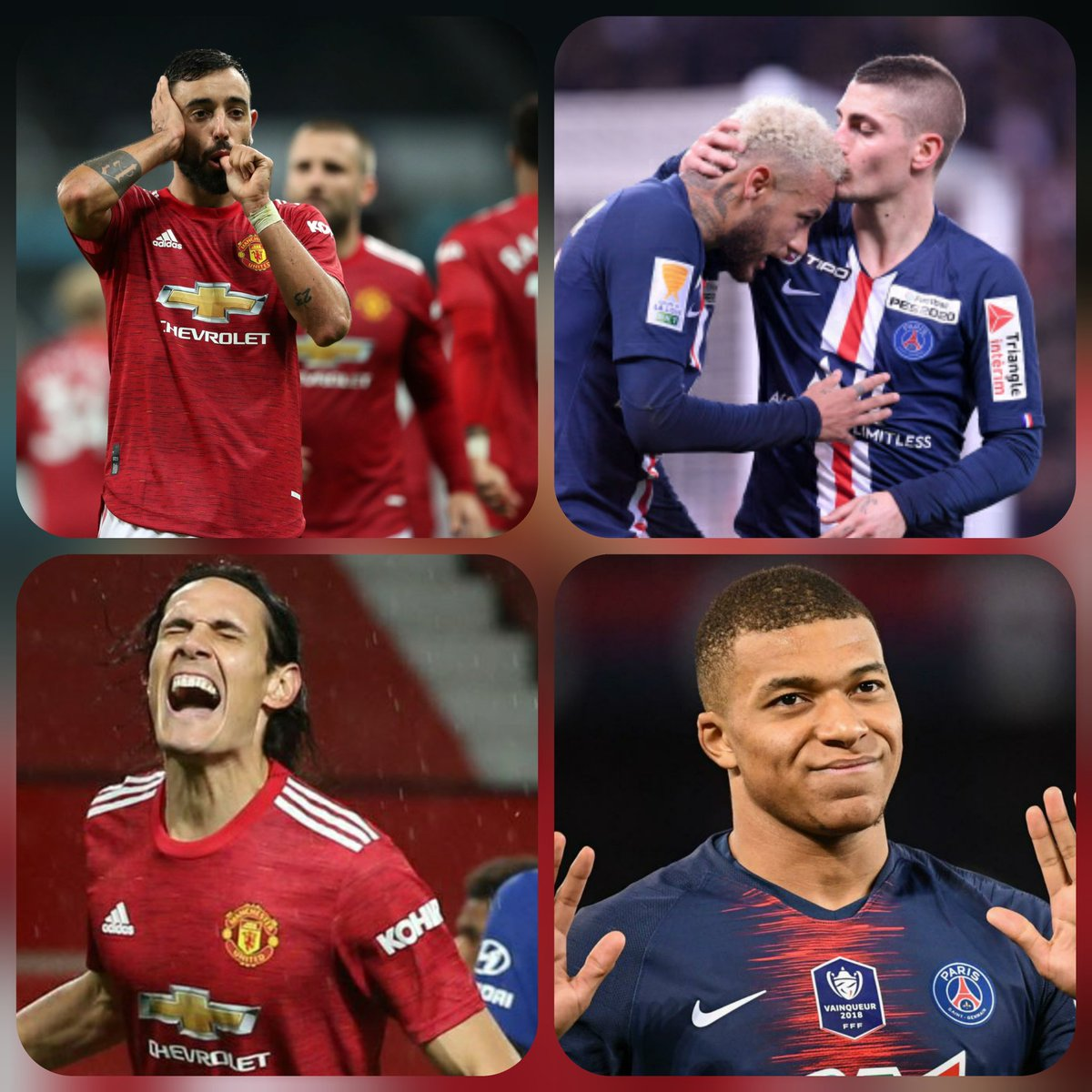 #UCL #MUNPSG  Can United repeat the same performance as the away fixture and win the group? Check out our tactical preview for the game