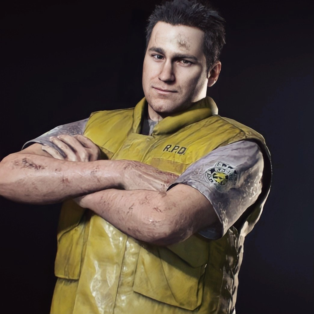Featured image of post Brad Vickers Resident Evil 1