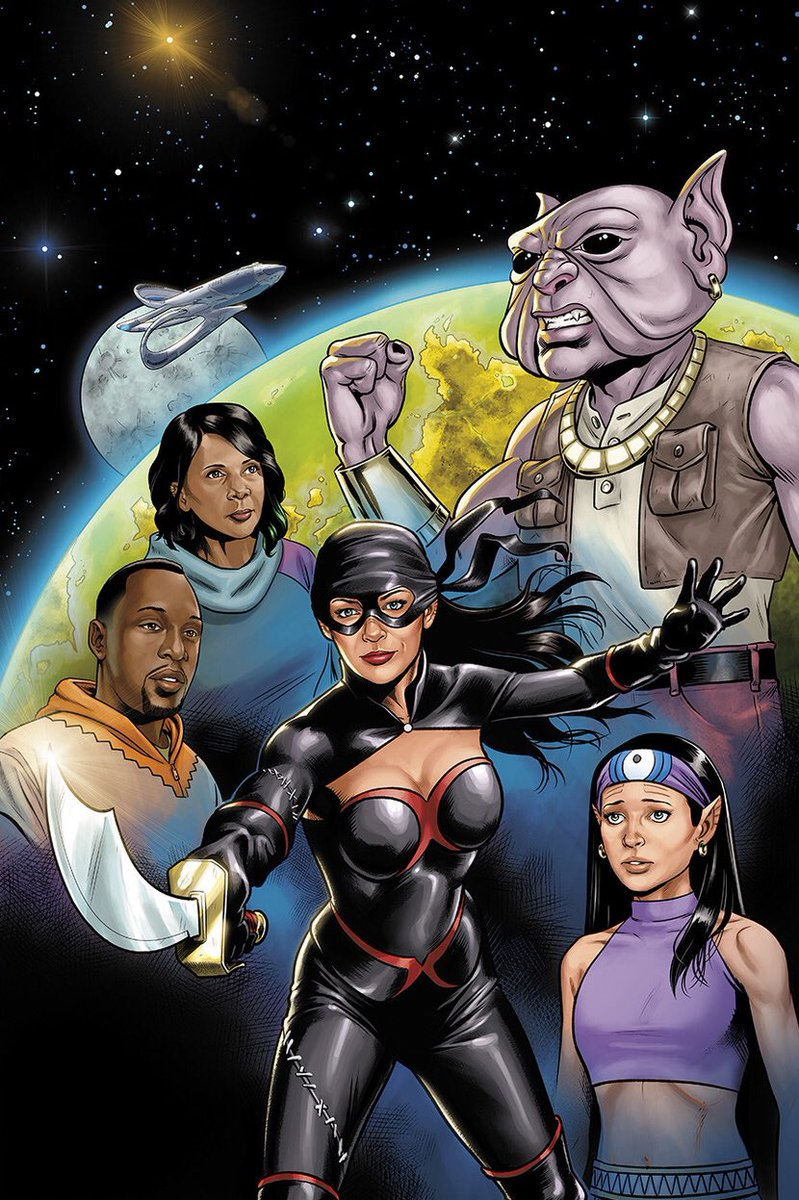 #theorville #comics Heroes, part 2 is out today! Don't miss the final issue of this second miniseries! @DarkHorseComics @DavidAGoodman @atiyehcolors  #sethmacfarlane #jessicaszohr #jleefilm #pennyjohnsonjerald