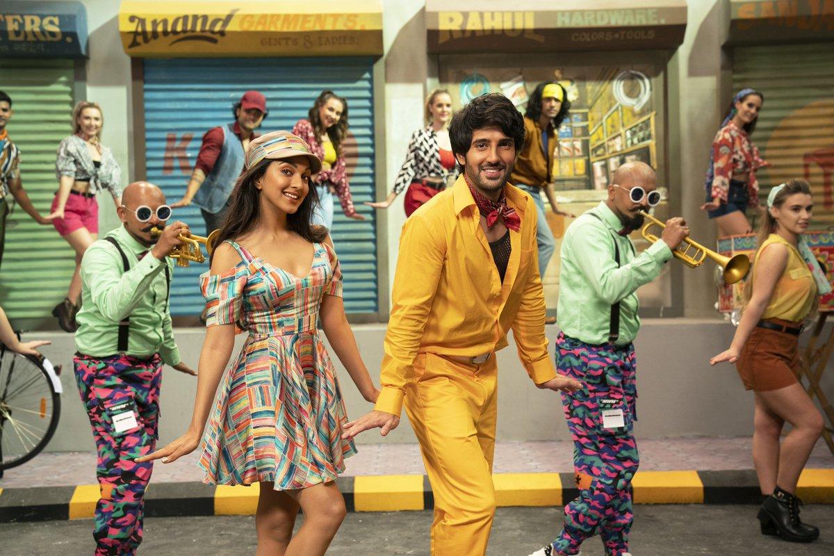 Hit rewind and go back in time with #IndooKiJawani's latest song #DilTera! Song releasing tomorrow, stay tuned!  @AdityaSeal_ #MallikaDua @RochakTweets @Benny_Dayal @neetimohan18 @guggss @GautiDiHatti @Ad7777Adil @AbirSenguptaa @monishaadvani @madhubhojwani @nikkhiladvani