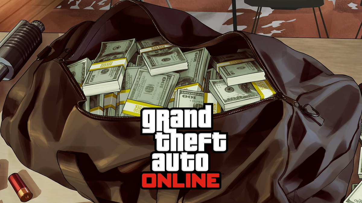PlayStation Plus members who play the PS4 version of GTA Online this month will get GTA$1,000,000 deposited in their Maze Bank account within 72 hours.  Offer redeemable once per player each month until GTA V launches on #PS5 in 2021. Paid PlayStation Plus subscription required. https://t.co/H8x6puKINJ