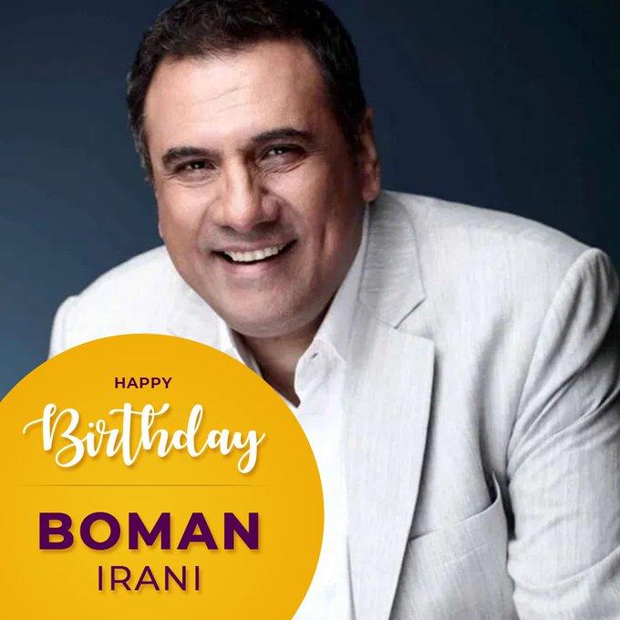 Colors Cineplex wishes Boman Irani a Very Happy Birthday!