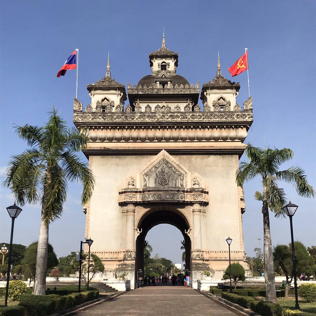 ຊົມເຊີຍ ວັນຊາດລາວ! 🇱🇦                                   Happy Lao National Day! 🇱🇦                  This year marks the 65th anniversary of diplomatic relations between the UK and Laos - here's to further close co-operation in the future! @UKinLaos https://t.co/nYTnoLW9Qg