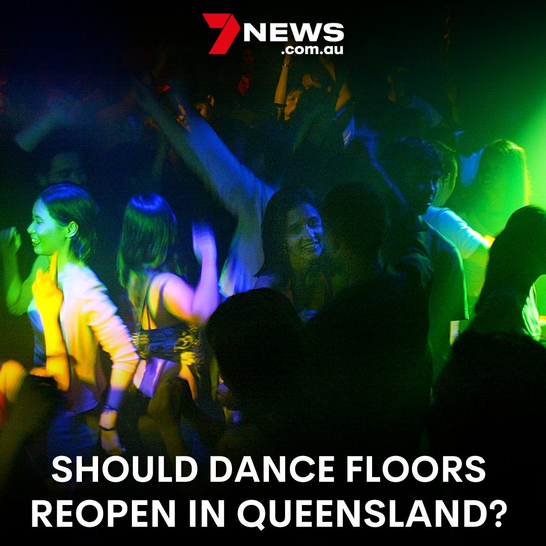7news Brisbane On Twitter Dance Floors Are Set To Reopen In Nsw With Caps Also Removed On Weddings Funerals And Religious Events Under A Major Easing Of Covid Restrictions Do You Think