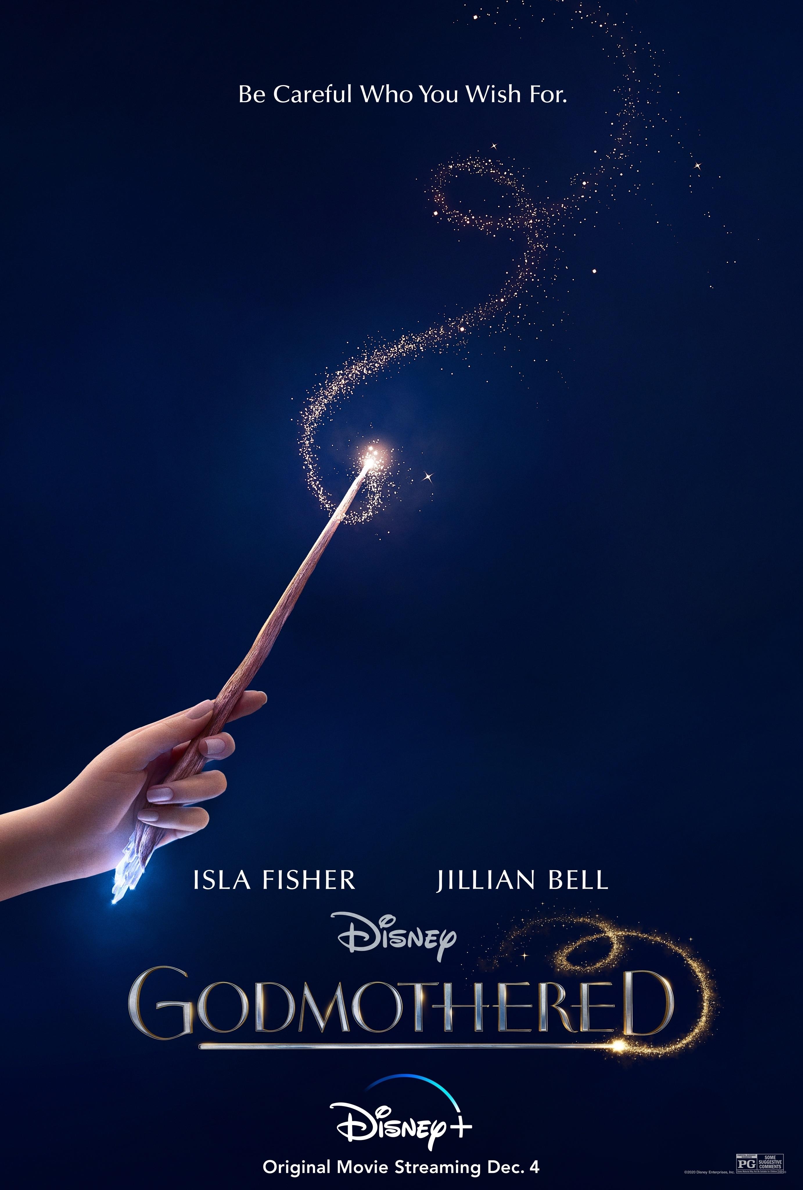 Disney Godmothered Spoiler Free Review