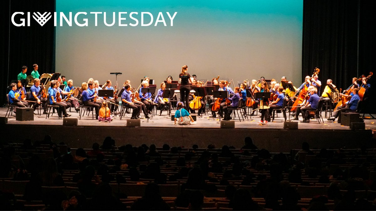 In 2020, giving is more than a donation – it is making a difference. ❤️   Every gift helps us make a difference in communities throughout North Texas and beyond:   #GivingTuesday #UnleashGenerosity #LiveMusic