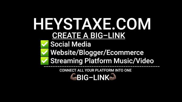 BIG LINK ➡️  #News #Trending #Blogger #Youtuber #Influencer #Gamer #NewMusic #NewVideo #Fitness #SupportBlackBusinesses