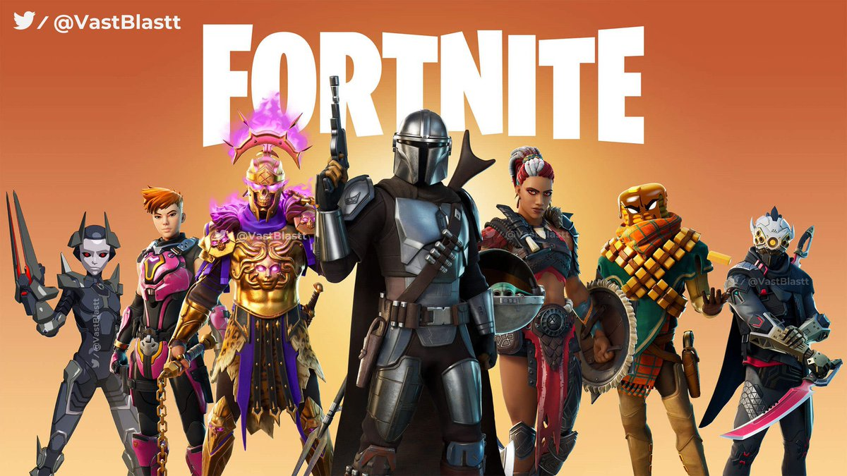 @FortniteGame GIFTING THE BATTLE PASS TO EVERYONE WHO LIKES AND FOLLOWS